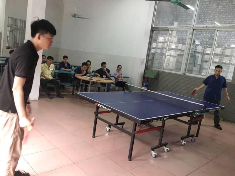 广州易胜博官网客户端下载汽车零部件有限公司乒乓球比赛