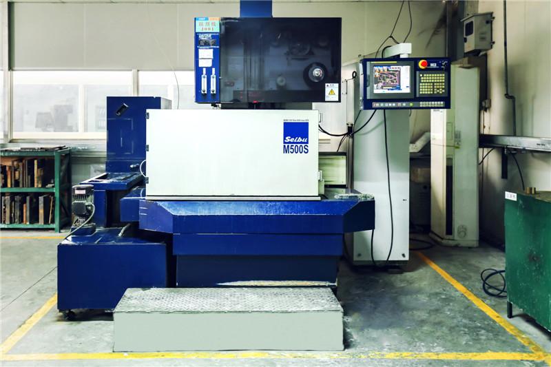 CNC Wire-Cut Machine