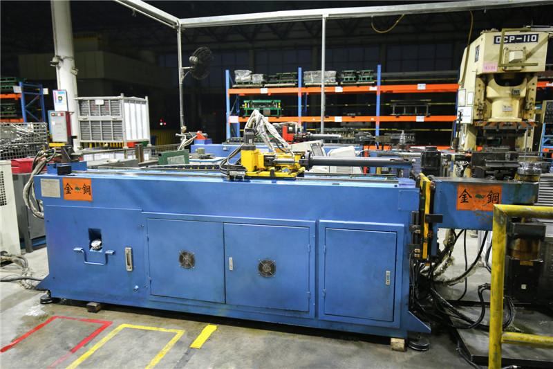 38 CNC弯管机